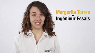 Entrevista con Margarita Torres, ingeniera de tests de Renault