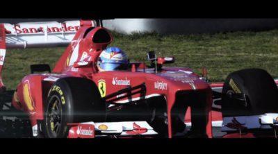 'Forza', la canción tributo a la Scuderia Ferrari