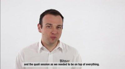 Entrevista con Thierry Salvi, apoyo de Renault en Red Bull