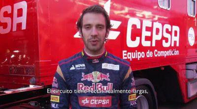 Impresiones de Jean Eric Vergne sobre el GP de Canadá 2013