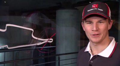 Nico Hülkenberg nos muestra los secretos del Gilles Villeneuve