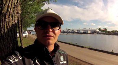 Nico Rosberg analiza el Gran Premio de Canadá 2013