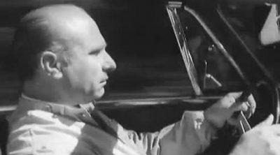 Anuncio de Juan Manuel Fangio para Pirelli (1966)