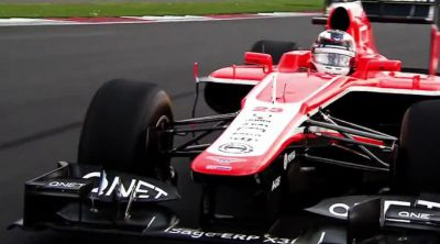 Marussia, motivadísimo ante una de sus carreras de casa