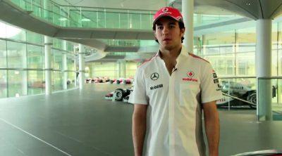 Sergio Pérez habla sobre sus primeros meses en McLaren