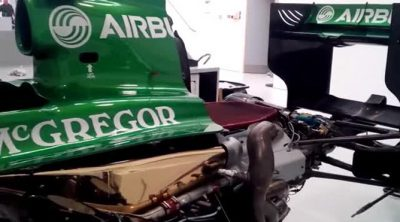 Caterham arranca los motores en Goodwood