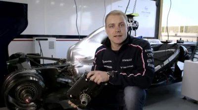 Valtteri Bottas analiza un Fórmula 1 (3/5): el KERS