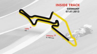 Marc Gené presenta el Gran Premio de Alemania 2013