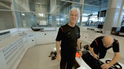 McLaren se unió a Help for Heroes de cara al GP de Gran Bretaña