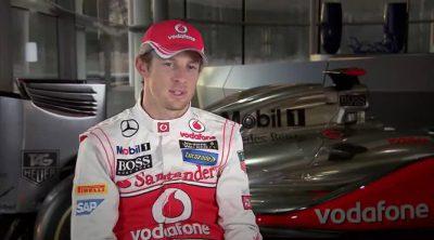 Jenson Button habla sobre los cambios de Silverstone