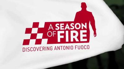 Ferrari presenta 'A season of fire'