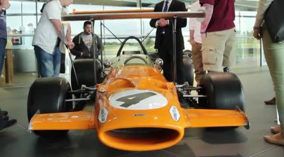McLaren abre las puertas de su sede a los aficionados