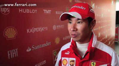 Entrevista con Kamui Kobayashi, que piensa en volver a F1 en 2014