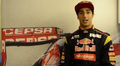 La visión de Daniel Ricciardo del Gran Premio de Hungría 2013