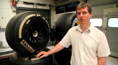Caterham nos ayuda a comprender los nuevos neumáticos