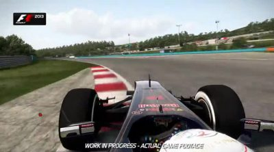 Vuelta 'on board' a Hungaroring en 'F1 2013'