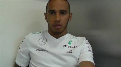 Lewis Hamilton responde a los aficionados (parte 1)
