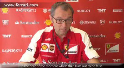 Stefano Domenicali habla sobre el discreto GP de Hungría de Ferrari