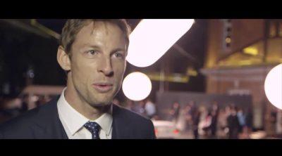 """La """"otra vida"""" de Jenson Button (cómo se hizo)"""