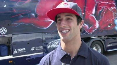 Daniel Ricciardo habla sobre su posible futuro en Red Bull