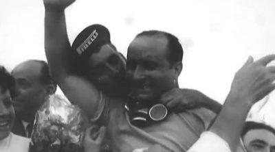Pirelli recuerda el GP de Italia de 1953 con Juan Manuel Fangio