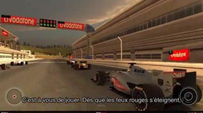 Academia de conducción Jenson Button: la salida