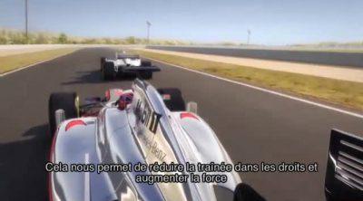 Academia de conducción Jenson Button: los adelantamientos