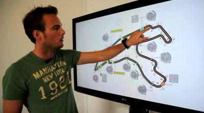 Giedo van der Garde nos muestra las claves de Spa