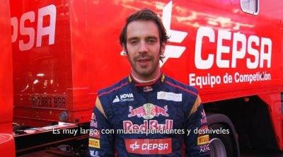 Jean-Eric Vergne afronta el GP de Bélgica 2013