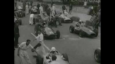 Documental: Gran Premio de Bélgica de 1955
