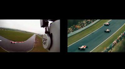 Así se rodó 'Rush', la película sobre Niki Lauda y James Hunt