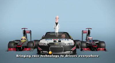 McLaren Tooned - El musical del aceite