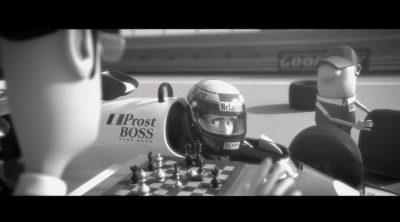 McLaren Tooned 50 (5) - La historia de Alain Prost
