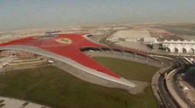 El parque temático 'Ferrari World' abre sus puertas
