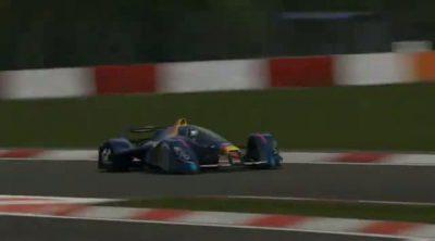 Vettel pilota el 'X1 Prototype' de Newey