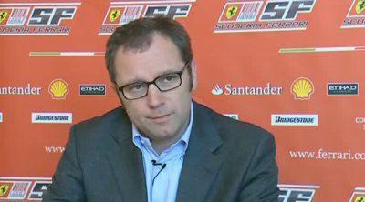 Entrevista con Stefano Domenicali (Ferrari) previa al GP de Brasil 2010