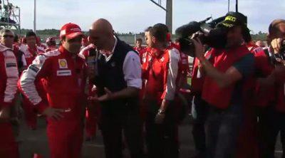 Alonso y Massa te invitan a las Ferrari World Finals