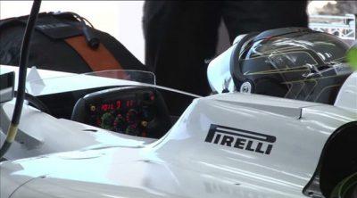 Heidfeld, Grosjean y De la Rosa ruedan con Pirelli