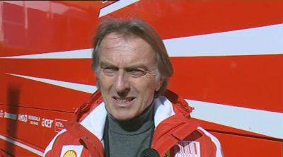 Ferrari World Finals: Luca di Montezemolo