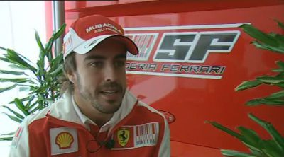 Ferrari World Finals: Fernando Alonso