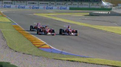 Ferrari World Finals: F10 y F60 en pista