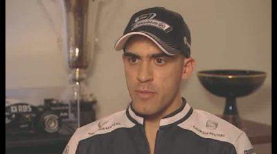 Williams confirma a Pastor Maldonado para 2011