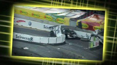 Kovalainen en la Race Of Champions (ROC)