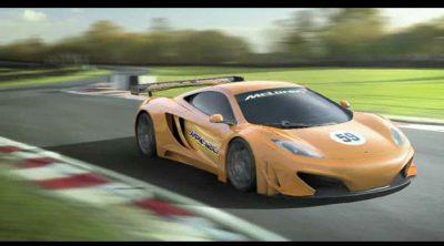 MP4-12C, el próximo coche de carreras de McLaren