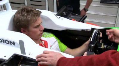 Nueva alineación de pilotos en Force India