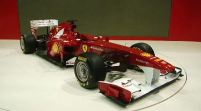 F150, el nuevo monoplaza de Ferrari