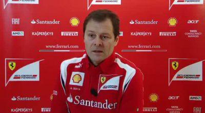 Entrevista con Aldo Costa sobre el F150