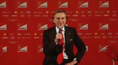 Entrevista con Luca di Montezemolo sobre el F150