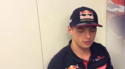 Sainz y Verstappen se preparan para su primera noche de F1