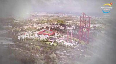 Ferrari Land llega a PortAventura: el parque temático de Ferrari
